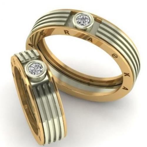 Обручальные кольца Baraka