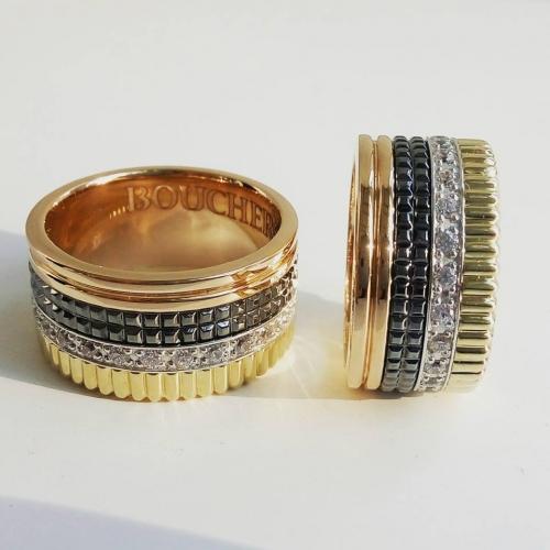Обручальное кольцо Boucheron