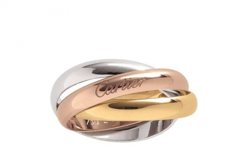 Кольца Cartier