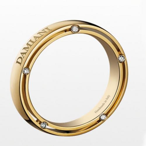 Обручальное кольцо Damiani
