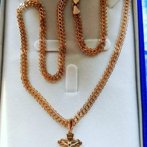 Ланцюг Арабка з алмазним огранюванням